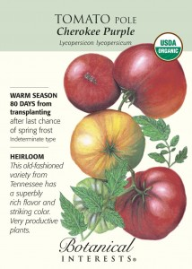 pole cherokee purple tomato varieties will be grown for summer time eating